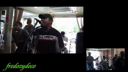 Terry & The Zydeco Bad Boys - Cafe des amis - August 11th, 2012