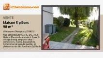 A vendre - maison - Villeneuve d'Ascq Ascq (59493) - 5 pièc