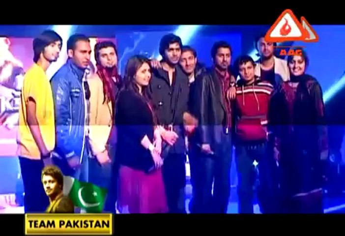 Sur ki Baazi - Hadiqa Kiani Comment on Team Pakistan.mp4