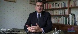 Les voeux d'Yves Jégo pour 2013