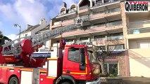 Quiberon - Sapeurs Pompiers de Quiberon incendie -TV Quiberon 24/7