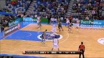 Assist of the Night: Anton Gavel, Brose Baskets Bamberg