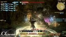 Final Fantasy 14 : A Realm Reborn - Gameplay #7 - Donjon instancié