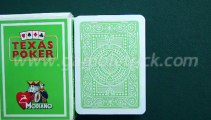 MARKED-CARDS-POKER-marked-cards-Modiano-Texas-Holdem-green-carte segnate