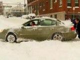 Snow blankets Northeast US