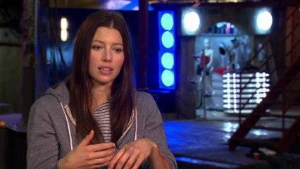 Jessica Biel - Interview Jessica Biel (English)