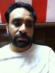 Babbu Maan- Anna Hazare Ji,hum saath hain tumhare Ji......