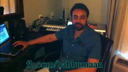 Babbu Maan talking about his upcoming movie Desi Romeos