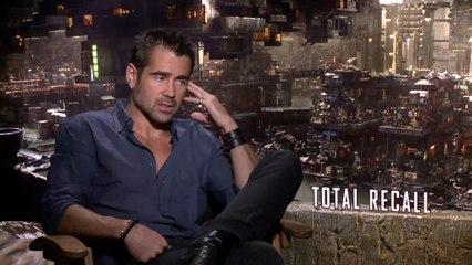 Colin Farrell - Interview Colin Farrell (English)