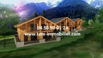 Programme neuf  chalet dans la vallée de Chamonix Mont Blanc : Prés Fleuris
