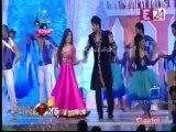 *Drashti Dhami* DD at the Colors TV's GPA Awards E24 Segment 28/12/2012