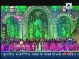 *Drashti Dhami* Golden Petal Awards & DD SBS Segment 28/12/2012