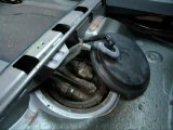 pompe essence apres coupure contact