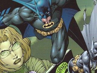 CGR Comics – BATMAN: NO MAN'S LAND VOLUME 1 comic review