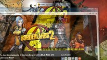 Free Shift Keys Borderlands 2