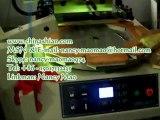 15CM Ruler Screen Printing Machine, Automatic Screen Printing Machine For Scale