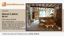 A vendre - maison - Athis-Mons (91200) - 5 pièces - 90m²