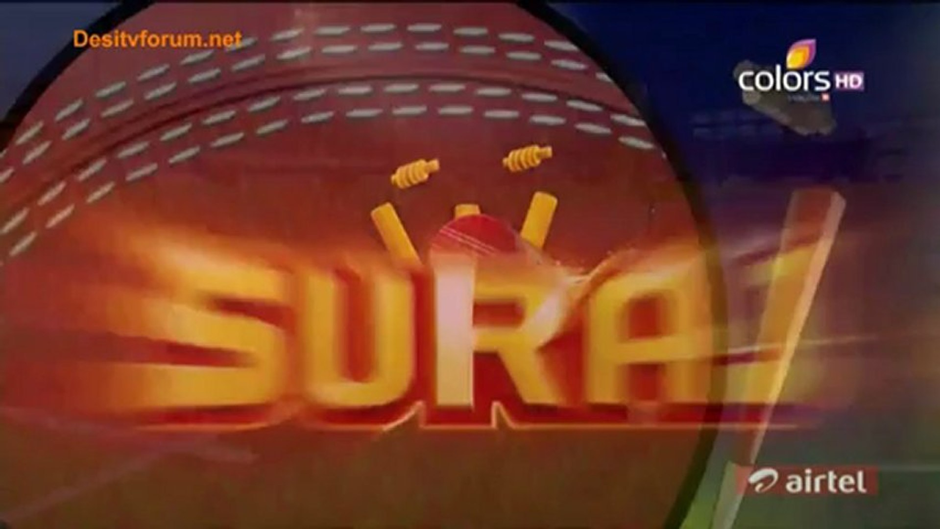 Suraj The Rising Star 23rd December 2012 Video Watch Online Pt2