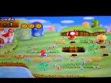 New Super Mario Bros.Wii Episode 1 : Introduction + 2 premiers niveaux