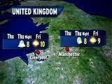 UK Weather Outlook - 01/04/2013