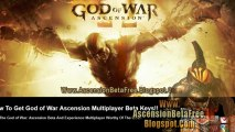 How To Install God of War Ascension Multiplayer Beta Game For Free!!