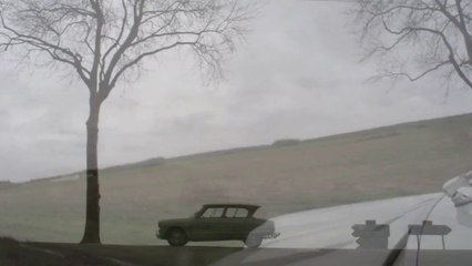 Une balade en Citroën Ami 6
