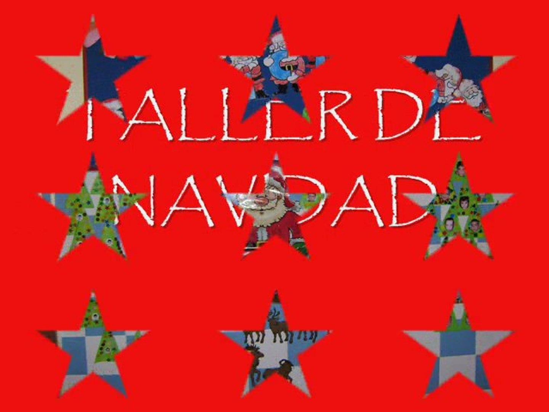 TALLER DE NAVIDAD