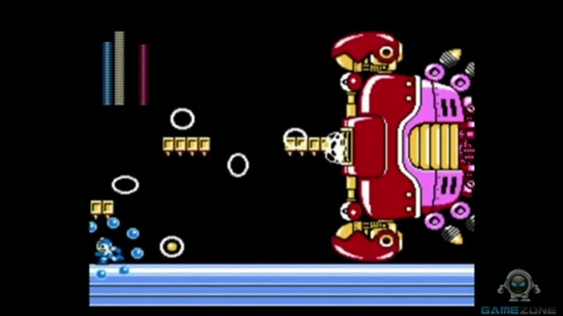 Mega Man 10 Boss Guide only for Game Zone.com