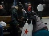 Musique dans le métro de New York