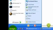 Windows XP FTP server