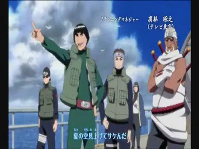 Naruto Shippuden Opening Fan
