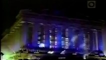 Athens Greece New Year 2000 (2000 Today)