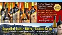 Malibu Wine Tasting Room - 2-For-1 Wine Tasting