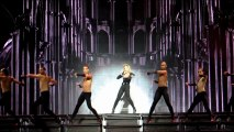 2012.07.12 - MDNA Tour Brussels - Opening & Girl Gone Wild HD