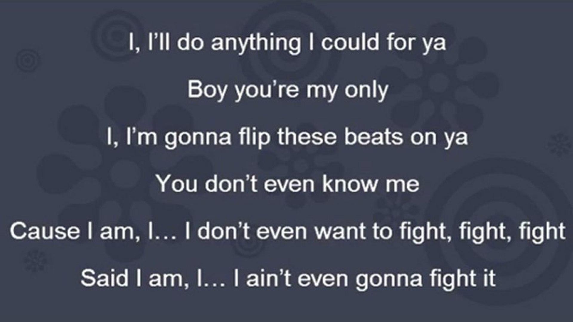 Sean Paul-Got to love you lyrics