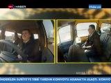 Spor Bakanı Suat Kılıç Taksici Olursa