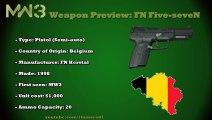 Guns - FN Five-seveN **BRAND NEW GUN** (Weapons previews Part 19)