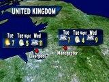 UK Weather Outlook - 12/31/2012