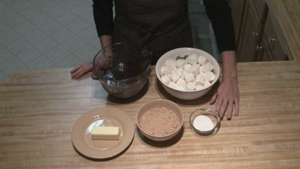 S'more Brownies part 1