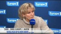 """Nadine Morano : """"François Hollande le bienheureux"""""""
