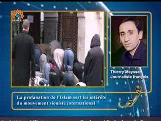 Sahar Report 01.01.2013 T. Meyssan, provocations anti-Islam / Charlie Hebdo