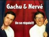 spectacle comique de gachu & nervé ( VAR EVENEMENTS) 83