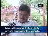 Chattisgarh authorities build RCC road.mp4