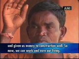 Fed up with Naxal violence, villagers leave their home, shift to relief camps.mp4