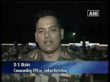 Indian, Chinese troops hold joint anti-terror drill.mp4