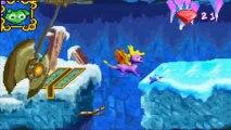 Spyro : Fusion - Falaises de glace : Hachoir de glace