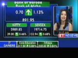 Markets open in green : Nifty at 2-yr high, Sensex gains 100 pt