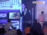 Abhishek becomes the new brand ambassador of Videocon..mp4