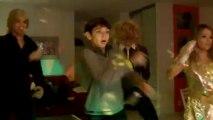 quentin et elsa,just dance 4 ,musique europe,et nos deux  papa !!