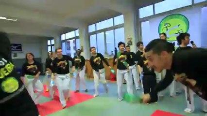 Vamos Capoeira Paris 2014 - Game HD Nintendo